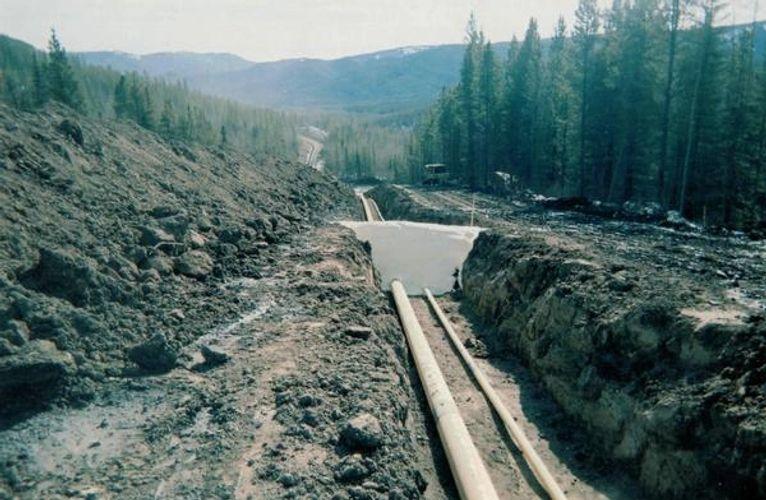 Erosion Barrier